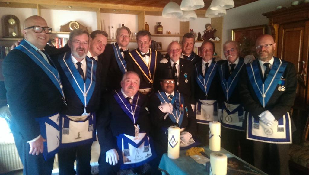 The Gathered Lodge